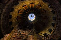 "❥ ""Where prayers go""... Church of the Holy Sepulchre, The old city of Jerusalem, Israel"