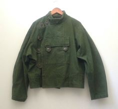 Vintage Military Coats