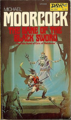 Bane of the Black Sword - Michael Moorcock, via Flickr.