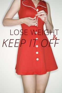 All the tools you need to lose weight and keep it off.