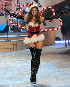 Runway past: When Barbara was dropped by Victoria's Secret, rumors spread that the brand d...