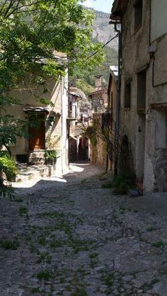 Città di Tende, parte medioevale.