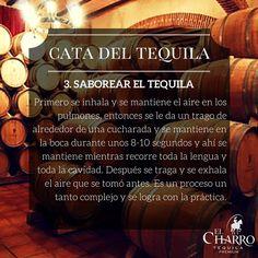 Cómo catar el tequila? #Tequila #Cata #Saborear