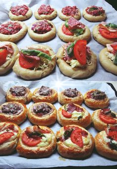 The Kitchen Food Network, Greek Recipes, Coffee Break, Bruschetta, Food Network Recipes, Recipies, Cheesecake, Food And Drink, Appetizers