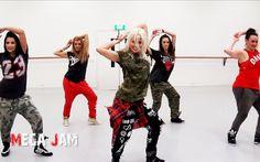 'Worth It' Fifth Harmony choreography by Jasmine Meakin (Mega Jam)