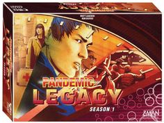 One of the most highly anticipated board games of the year, Pandemic Legacy Season One, was recently released in two versions by Z-Man Games. Available in a Red box or a Blue box version, the game is built on the same basic mechanisms as Pandemic. However, much like Risk Legacy, with Pandemic Legacy, each game…