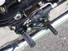 Sato Racing Moto Guzzi V7 Rear Sets [R]