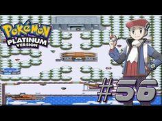 Pokemon Platinum Walkthrough Part 56: Snowpoint City Tour!