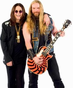 All Aboard in Crazy Train : Foto Heavy Metal, Ozzy Osbourne Black Sabbath, Black Label Society, Zakk Wylde, Punk, Train, Guitar, Fashion, Rock Bands