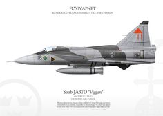 SWEDISH AIR FORCE . FLYGVAPNET KUNGLIGA UPPLANDS FLYGFLOTTILJ - F16 UPPSALAVIGGEN DISPLAY AIRCRAFT