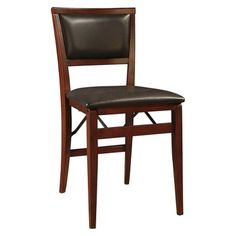 2 Piece Keira Padded Back Folding Chair - Linon