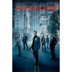 Inception by Christopher Nolan