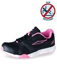 Avia Ladies Athletic Black & Pink Nursing Shoe