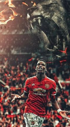 Paul Labile Pogba is a French professional footballer who plays for Premier Leag. Manchester United Team, Paul Pogba Manchester United, Manchester United Wallpaper, France National Football Team, France National Team, Lionel Messi, Cr7 Messi, Pogba Wallpapers, Mbappe Psg