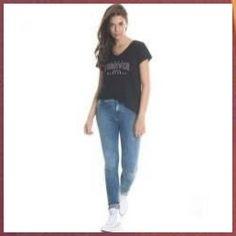 Pepe Jeans Damenjeans PIXIE Denim Skinny Legging Fit Damen Dunkelblau Stretch