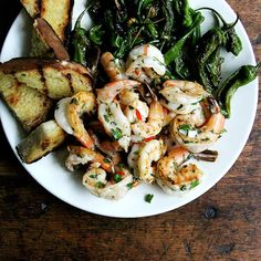 Chimichurri Shrimp 21 Seafood Recipes That Are Even Better Than Chicken Best Grilled Shrimp Recipe, Shrimp Recipes, Grilled Recipes, Shellfish Recipes, Fish Dishes, Seafood Dishes, Main Dishes, Chimichurri Shrimp, Cooking Recipes