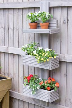 DIY Vertical Garden | Easy woodwork tutorial | The Crafty Gentleman
