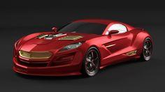 Das war mal ein Aston Martin