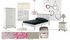 Add quirky accessories for the perfect teenage space. #hotlooks
