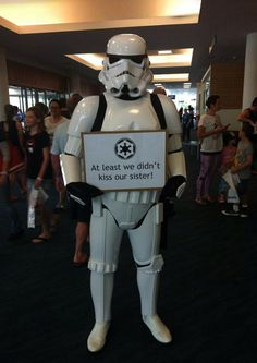Stormtroopers Have High Morals
