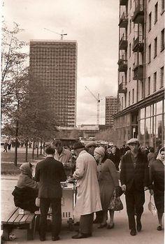 Ленинградский пр-кт. 1962