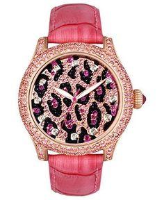 Betsey Johnson Watch, by clarissa