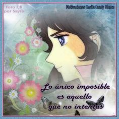 Imagen editada por Sayra. Candy Reto Motivaciones CB - Página 5