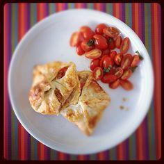 Fagottini tonno-pomodori