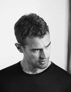 Theo James Source - Theo James for HUGO BOSS: The Scent (2015)