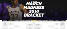Breaking down the 2014 NCAA Tournament bracket and the Bracket of Life