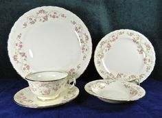 Pope Gosser China - Florence pattern. Beautiful and dear to me.