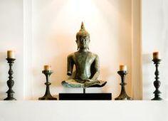 Zen mantle - Contemporary - Living room - Images by Maureen Mahon Interiors | Wayfair