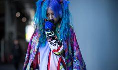 #StreetStyle #TokyoFashionWeek FW16