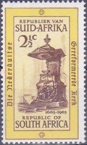 Stamp: Pulpit (South Africa) (Dutch Reformed Church) Mi:ZA 346,Sn:ZA 308,Yt:ZA 296,Sg:ZA 260