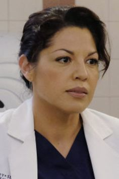 "Callie Torres (Played by Sara Ramirez) | The Characters Of ""Grey's Anatomy"" In Their First Season Vs. Now"