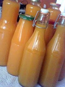 Egy kanál cukor: Alma-répa-banán rostos üdítő Ketchup, Hot Sauce Bottles, Food And Drink, Cooking Recipes, Sweets, Drinks, Health, Recipes, Drinking