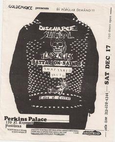 Discharge/S.T.