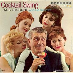 Cocktail Swing, Jack Sterling and his Quintet, Columbia Records