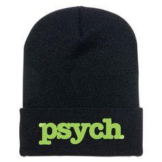 PSYCH Knit Cap