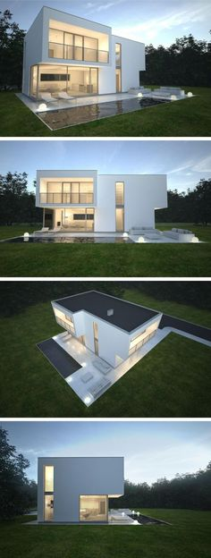 161 Fantastic Minimalist Modern House Designs https://www.futuristarchitecture.com/5596-minimalist-modern-house-designs.html Check more at https://www.futuristarchitecture.com/5596-minimalist-modern-house-designs.html