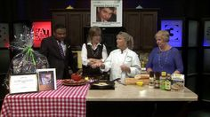 "Live at 9 | WREG.com - ""Cooking for a Cure"""
