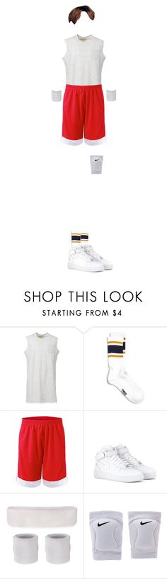 """{ ryota's first appearance"" by salt-sugar ❤ liked on Polyvore featuring Lardini, Topman, NIKE, men's fashion and menswear"