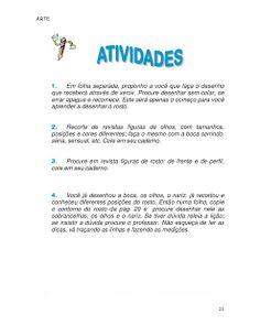 ATIVIDADES DE ARTE 9° ANO EXERCÍCIOS (IMAGENS) PARA IMPRIMIR II | PORTAL ESCOLA