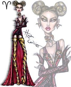 'Seeing Signs' by Hayden Williams - Aries