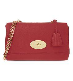 MULBERRY Lily Medium Leather Shoulder Bag.  mulberry  bags  shoulder bags… 74184d9431fd7
