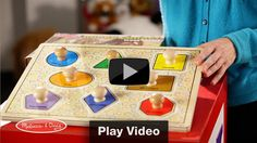 Wooden Puzzles | Jigsaw Puzzles | Jigsaws | Puzzles for Kids - Melissa & Doug Puzzles