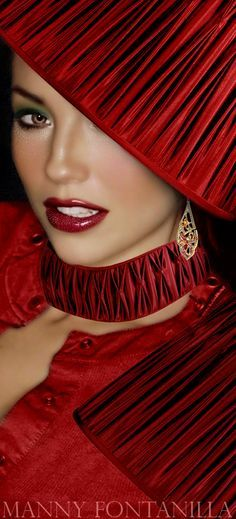 Red haute | The House of Beccaria#