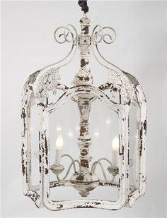... French country chandelier,