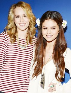 Selena gomez, debby ryan and bridget mendler! on Pinterest ...