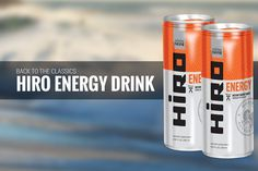HIRO Energy isn't just a classic Morinda product, but a healthy replacement for sodas and other energy drinks as well